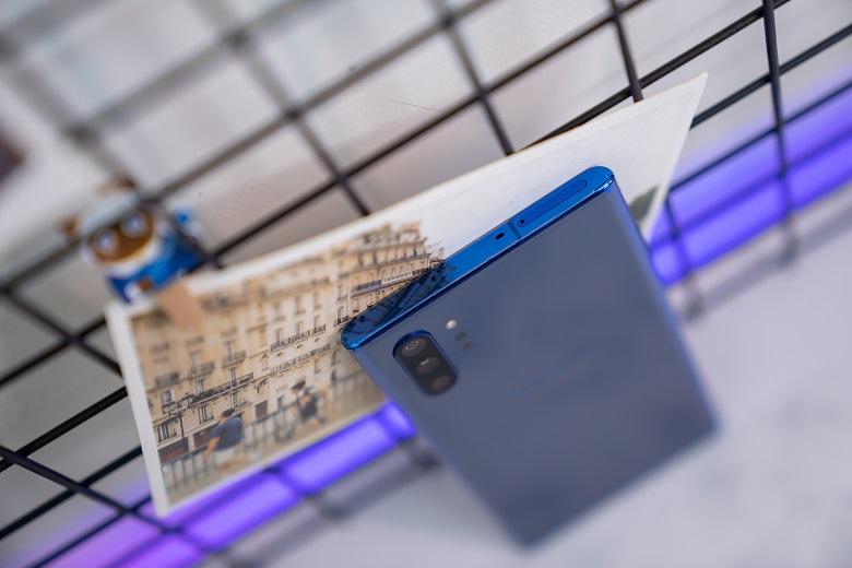 Galaxy Note 10 Plus có bút S-PEN cải tiến