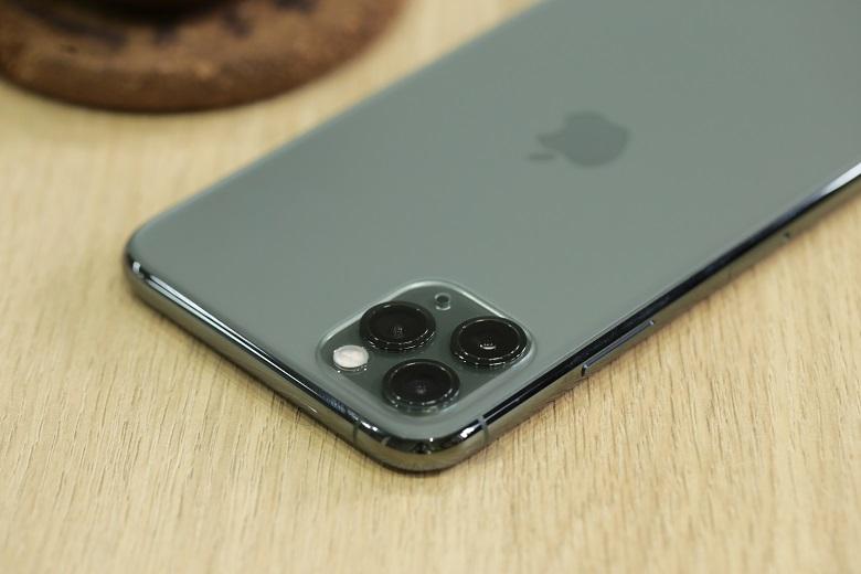 iPhone 11 Pro 512GB Chính hãng thiet ke iphone 11 pro max 256gb viendidong