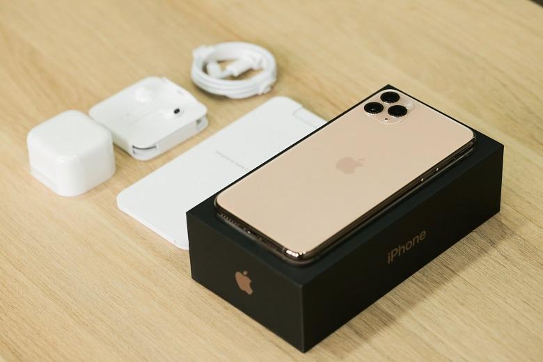 iPhone 11 Pro 256GB (2 SIM) thiet ke iphone 11 pro max 256gb viendidong