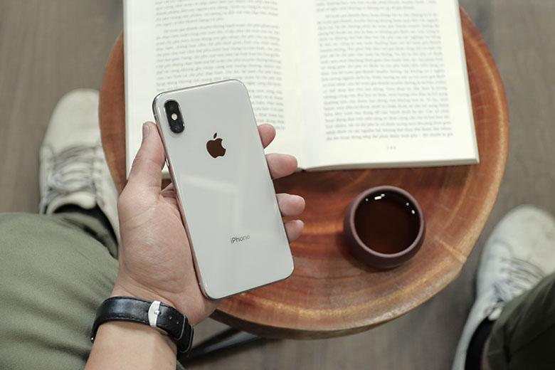 Mẫu iPhone X cũ vẫn rất sang trọng