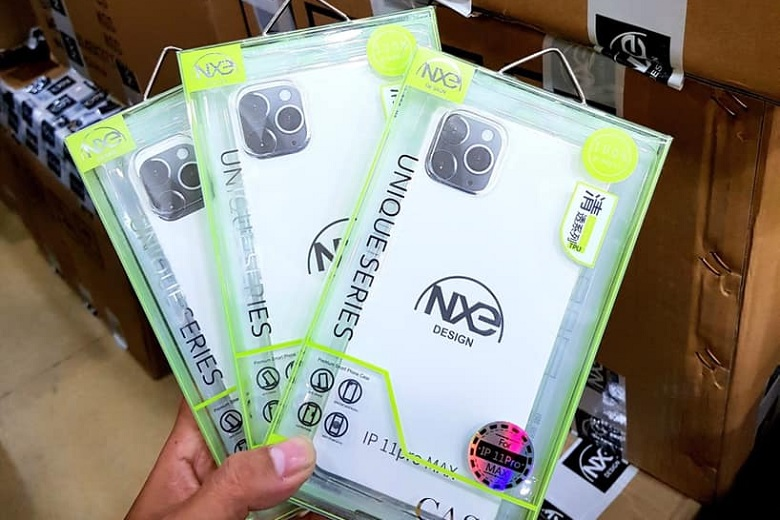 NXE là thương hiệu ốp lưng mới nổi