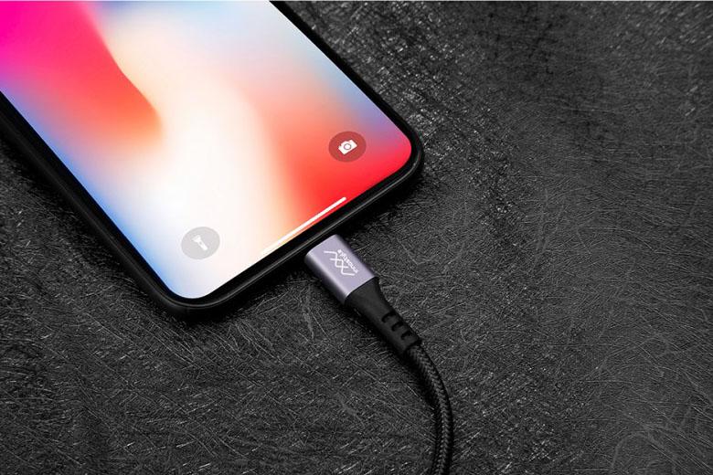 Mua dây cáp sạc chuyển Innostyle Duraflex USB-C to Lightning 1.5m giá rẻ tại Viện Di Động