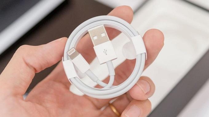 Cáp sạc zin của iPhone 7 | 7 Plus cap sac iphone 7 viendidong
