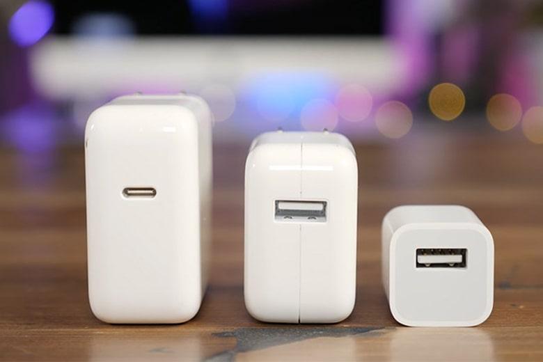 Củ sạc iPad zin theo máy cu sac ipad zin