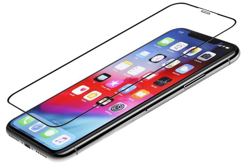 Miếng dán kính cường lực IPEARL iPhone Xs Max dan kinh cuong luc ipearl iphone xs