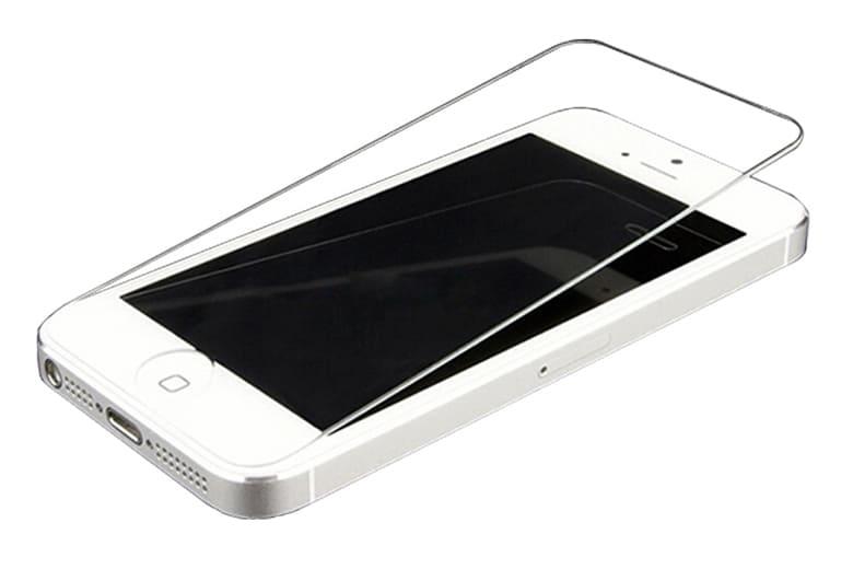 Miếng dán kính cường lực iPhone 5 | 5S dan kinh cuong luc iphone 5 5s