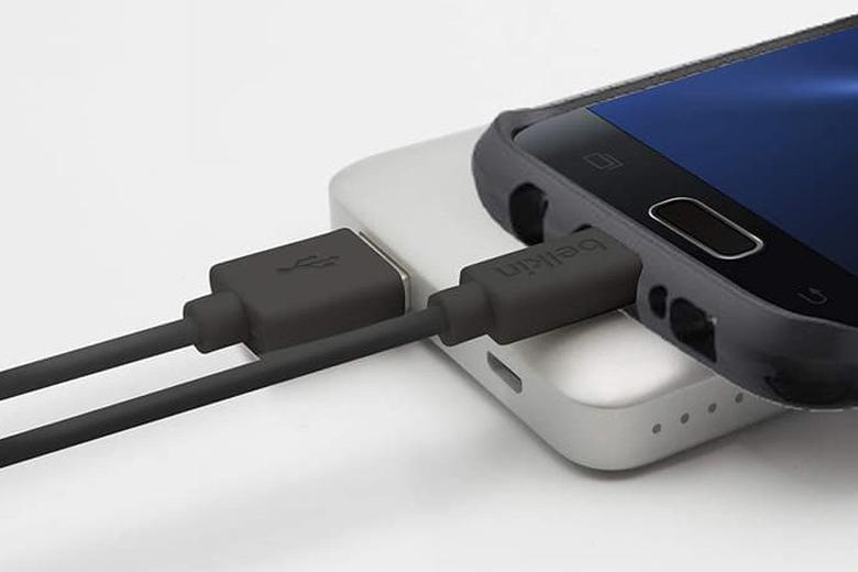 Dây cáp sạc Belkin Mixit Micro USB 1.2m (F2CU012) day cap sac belkin mixit micro usb 1 2m f2cu012