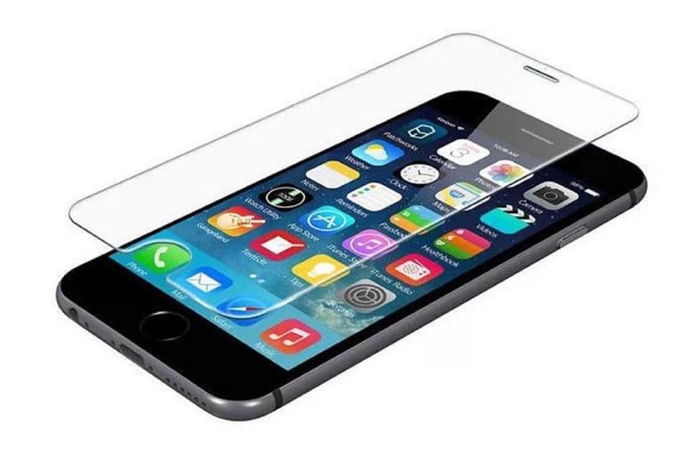 Miếng dán kính cường lực iPhone 6 kinh cuong luc iphone 6