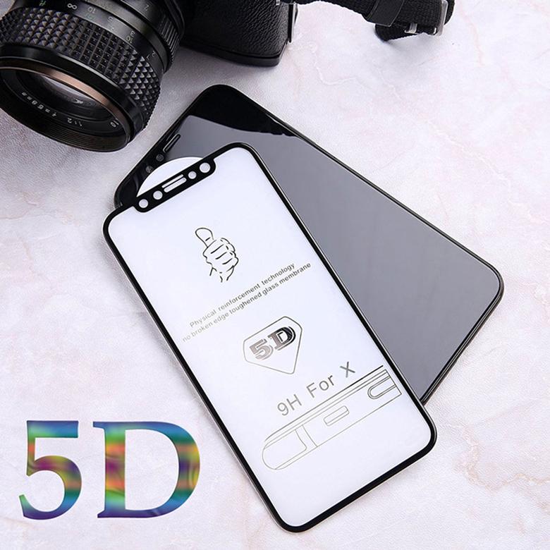 Miếng dán kính cường lực iPhone X kinh cuong luc iphone x trang viendidong