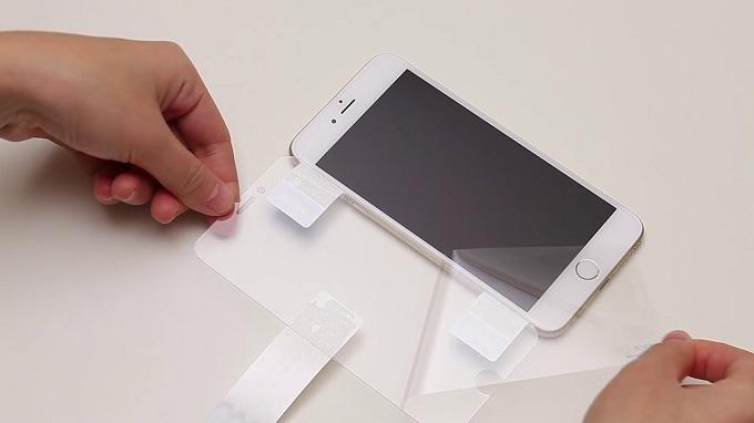 Miếng dán kính cường lực iPhone 7 Plus mieng dan cuong luc iphone 7 plus