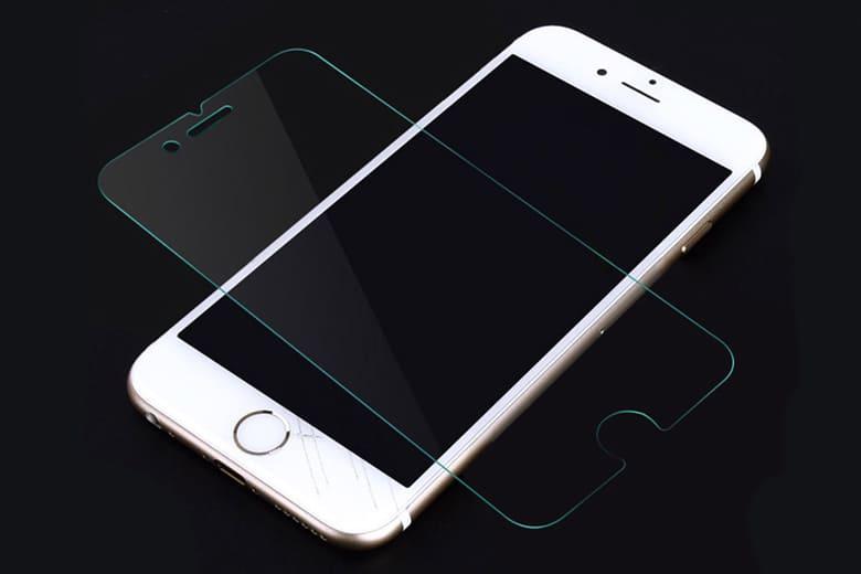 Miếng dán kính cường lực JCPAL iPhone 7 Plus | 8 Plus mieng dan kinh cuong luc iphone 6 1
