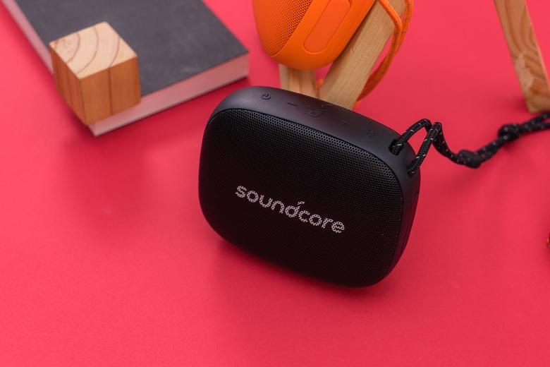 Thiết kếloa Bluetooth trẻ trung, nhỏ gọn