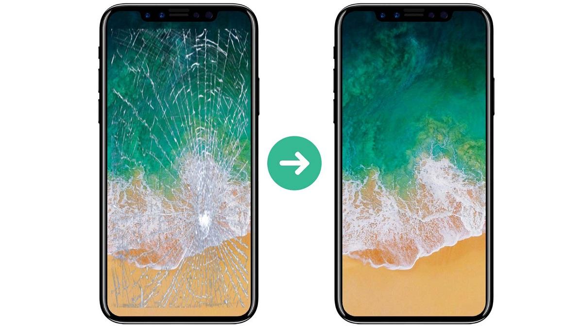 Chọn nơi ép kính iPhone 8 Plus uy tín hơn là giá rẻ