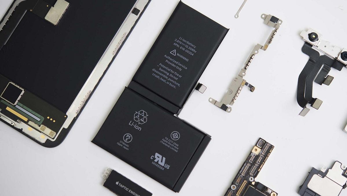 Thay pin iPhone X giá rẻ gồm mấy loại?