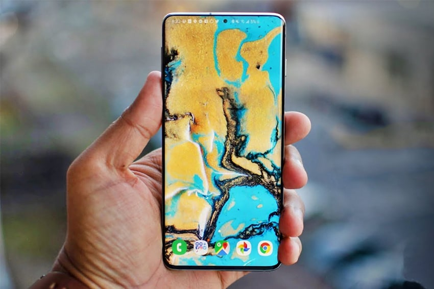 Galaxy S20 kết nối 5G băng tần trên 24GHz