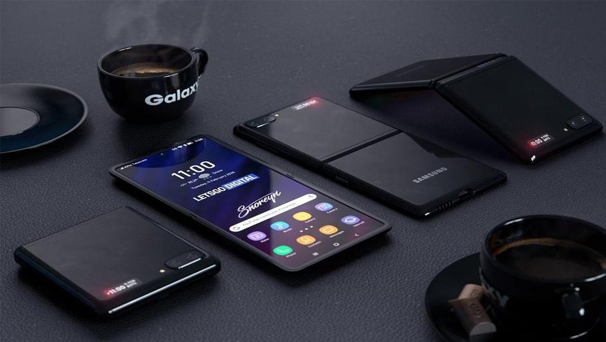 Galaxy Z Flip đẳng cấp trong từng tính năng