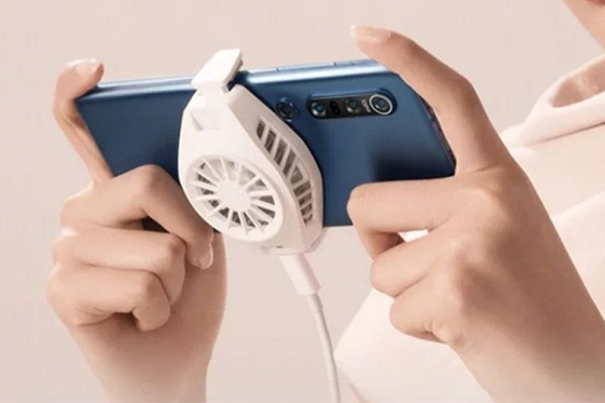 Xiaomi tung ra thị trường quạt tản nhiệt cho smartphone giá rẻ nhưng 'chất'