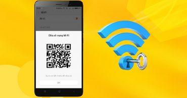 Chia sẻ mạng Wi-Fi bằng mã QR với Android 10 cực dễ với cách sau