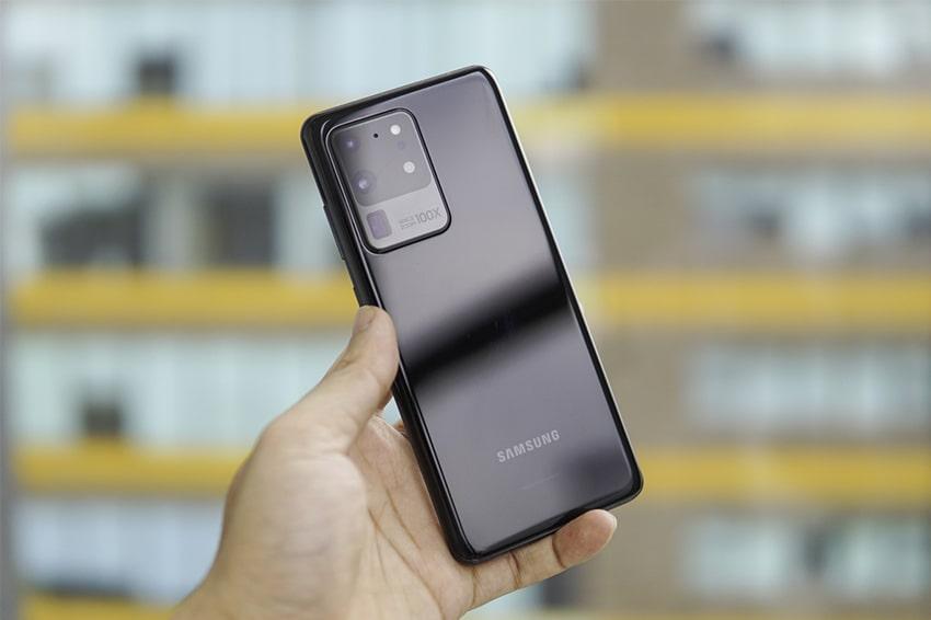 Galaxy S20 có thể chiến với Apple