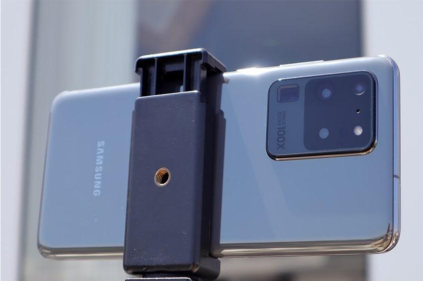 Galaxy S20 Ultra dùng phiên bản nâng cấp Dynamic AMOLED