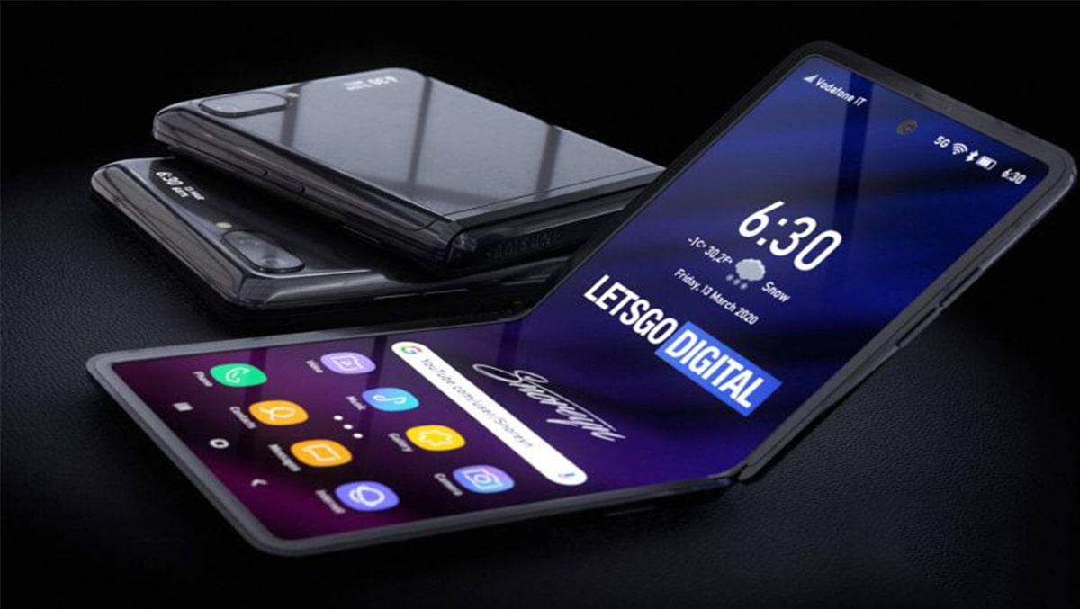 Galaxy Z FLip bật mí tác dụng bất ngờ của tấm nhựa bảo vệ dưới lớp kính màn hình