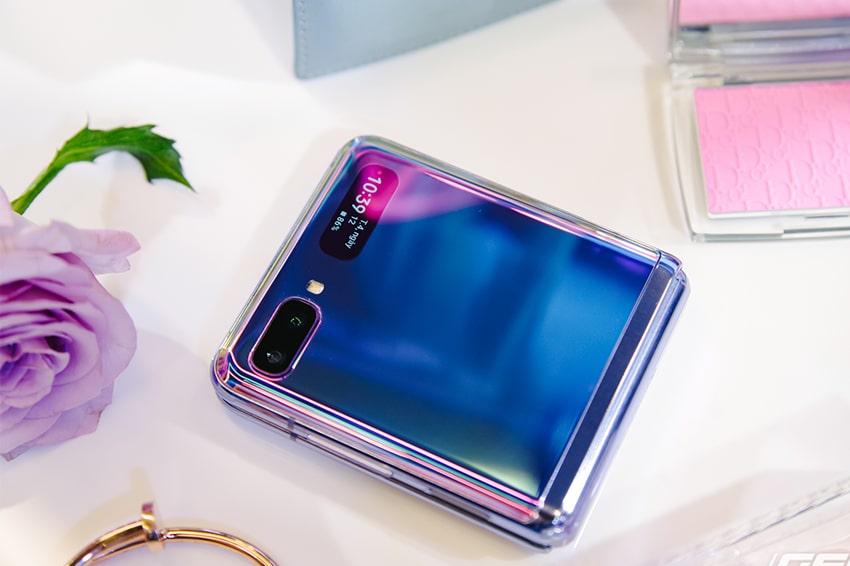 Galaxy Z Flip được mệnh danh là món đồ trang sức quan trọng trong thời đại 4.0