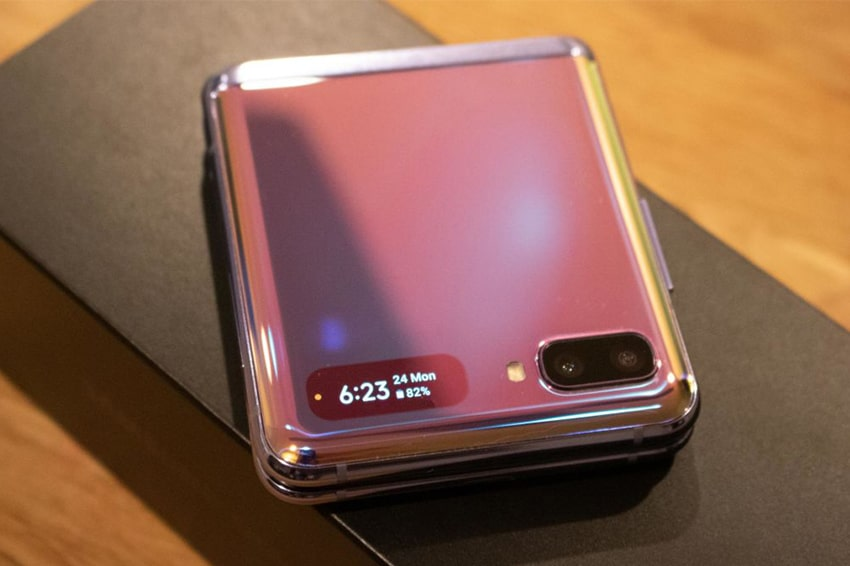Galaxy Z Flip liệu còn hot sau thử nghiệm