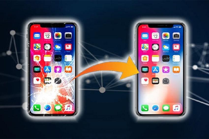 Dịch vụ thay mặt kính iPhone X được rất nhiều khách hàng sử dụng