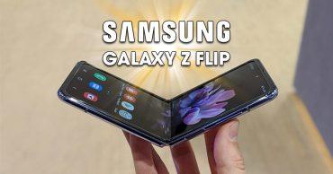 Giải mã màn hình của Samsung Galaxy Z Flip: Có kính bảo vệ nhưng không có tác dụng chống trầy xước