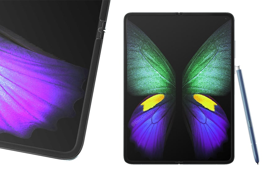 Samsung Galaxy Fold 2 có bút S-Pen, camera được nâng cấp