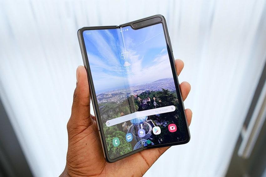 Samsung Galaxy Fold (12GB|512GB) (CTY)