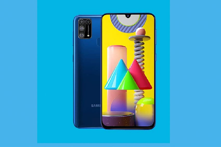 Samsung Galaxy M31 trình làng với 4 camera, pin 6000 mAh