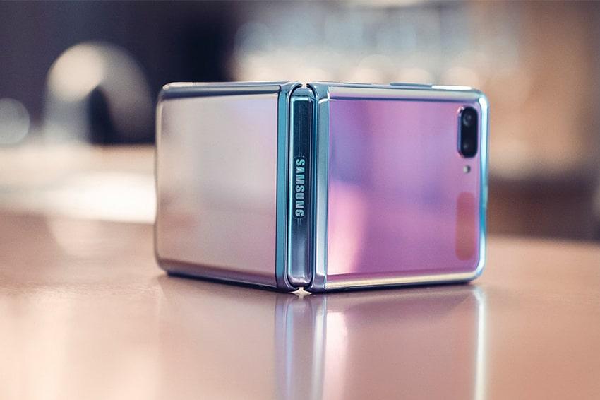 Samsung Galaxy Z Flip (8GB|256GB) (CTY)