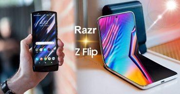 Samsung Galaxy Z Flip và Motorola Razr, đâu là mẫu smartphone đáng giá