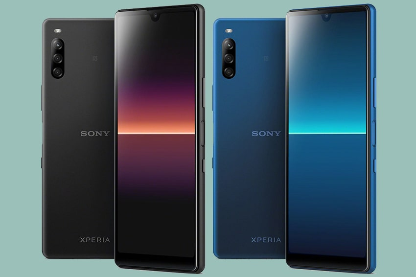 Sony Xperia L4 lộ diện với màn hình 'giọt nước' thời thượng
