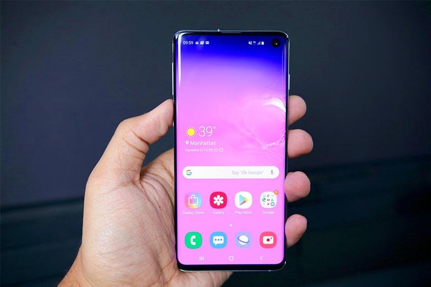 Samsung nên tích hợp màn hình tần số quét 120Hz từ thời Galaxy s10