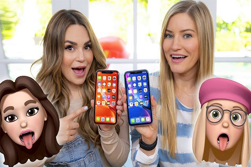 Memoji là một trong những tính năng nổi bật trên iPhone