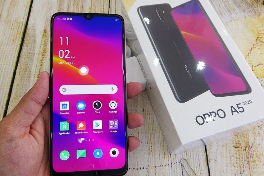 Oppo A5 (2020) (3GB|64GB) Chính Hãng Oppo a5 man hinh viendidong
