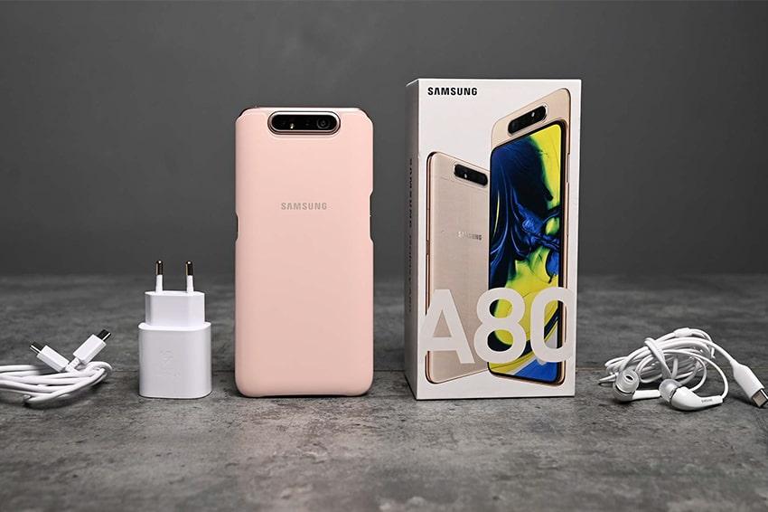 Samsung Galaxy A80 128GB (Hàng chính hãng)