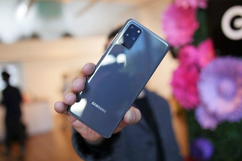 Samsung Galaxy S20 Plus (8GB|128GB) cũ Samsung Galaxy S20 Plus viendidong 1