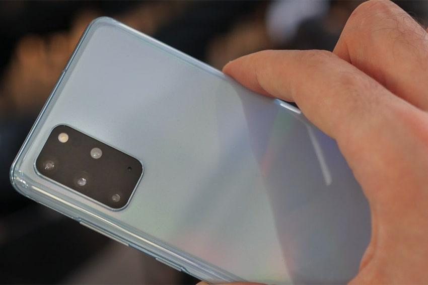Samsung Galaxy S20 Plus (8GB|128GB) cũ Samsung Galaxy S20 Plus viendidong 3
