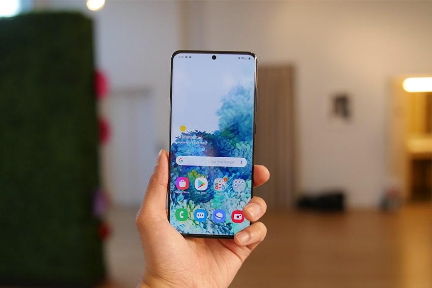 Samsung Galaxy S20 Plus (8GB|128GB) Chính hãng - BHĐT Samsung Galaxy S20 Plus viendidong 4