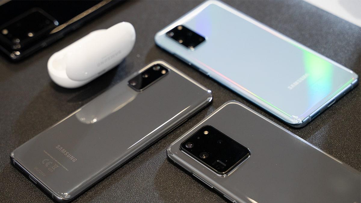Samsung Galaxy S20 được vá lỗi tự động lấy nét trên camera