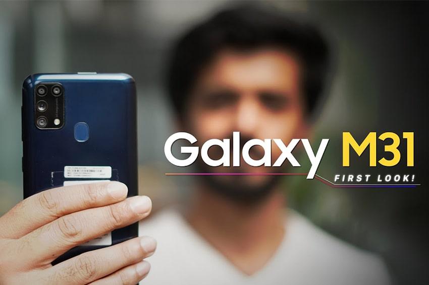 Bắt trọn vẻ đẹp đến từng những chi tiết với Galaxy M31