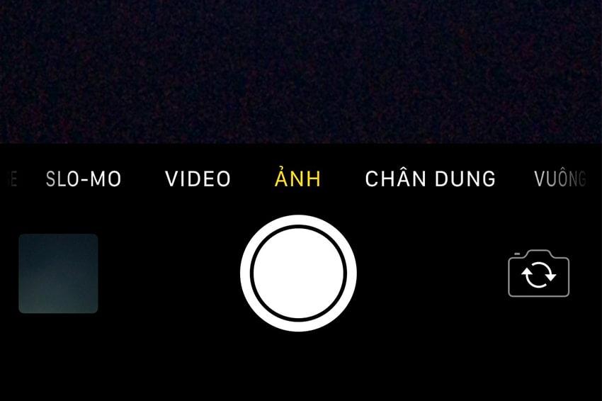 Các bước thực hiện sửa lỗi camera iPhone bị đen khi chụp ảnh