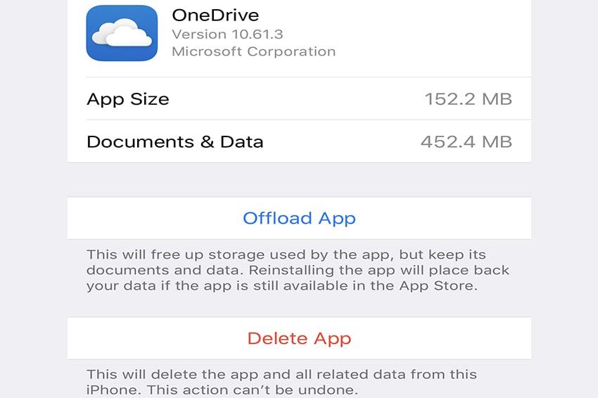 Nên làm gì khi iPhone hết dung lượng lưu trữ?