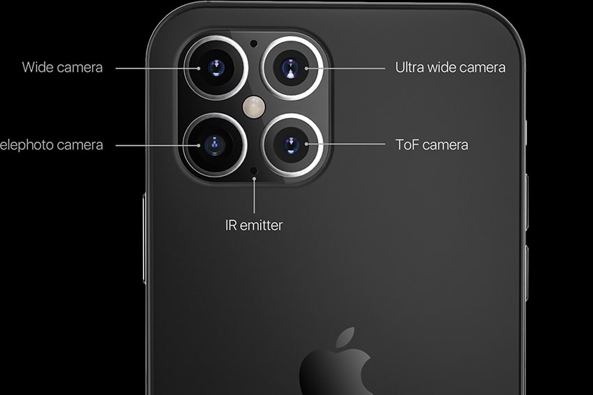 Chất lượng hình ảnh sẽ được cải thiện trên iPhone 12