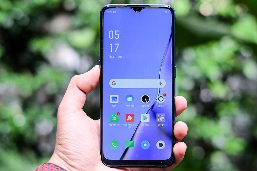 """Chọn pin """"khủng"""" thì smartphone ngày 8/3 có lẽ thuộc về Oppo A9 2020 rồi"""