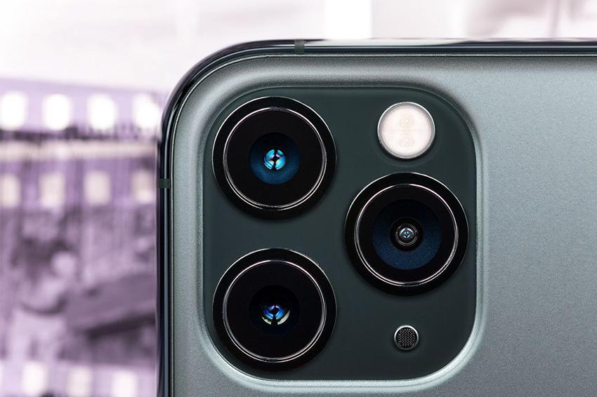 Cụm camera 3 ống kính với cảm biến Time Of Flight dự kiến tích hợp trên iPhone 2020