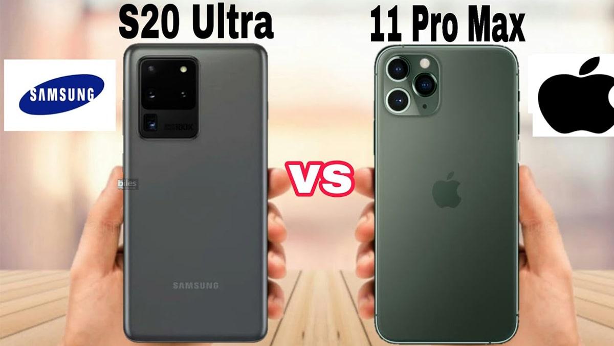 Galaxy S20 Ultra hay 11 Pro Max sẽ là lựa chọn trong tầm giá 30 triệu?